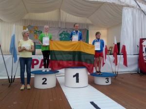 Baltoji Voke ringo G. Bojarin 2 vieta
