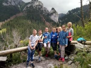 BAltoji Voke kalnai